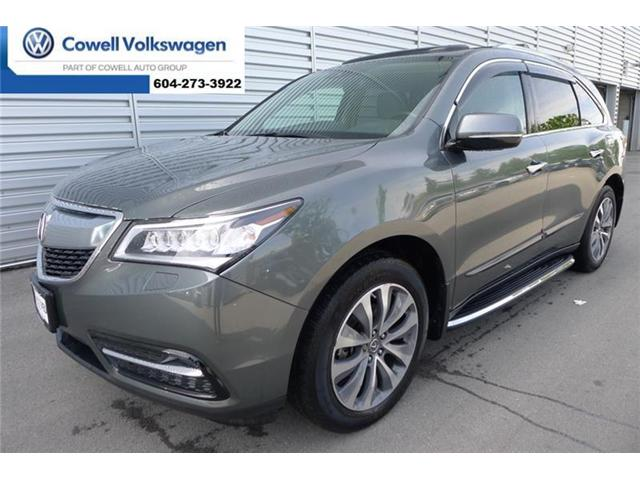 2016 Acura MDX Navigation Package (Stk: VWUT6638A) in Richmond - Image 1 of 22