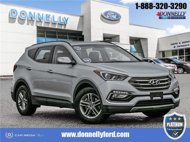 2018 Hyundai Santa Fe Sport  (Stk: PLDUR6140) in Ottawa - Image 1 of 28