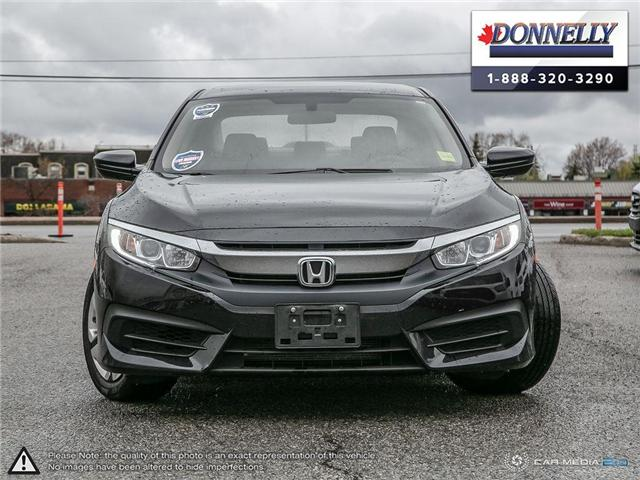 2018 Honda Civic LX (Stk: PLDUR6138) in Ottawa - Image 2 of 28