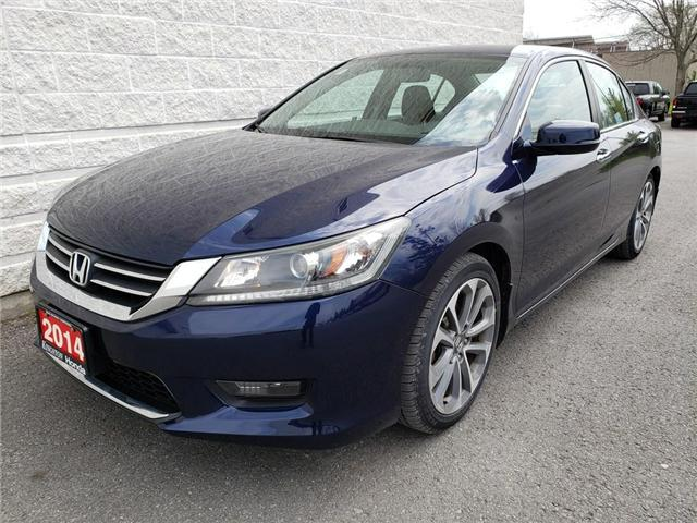 2014 Honda Accord Sport (Stk: 19423A) in Kingston - Image 2 of 25