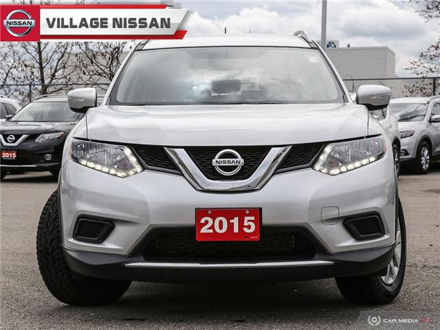 2015 Nissan Rogue S (Stk: P2814) in Unionville - Image 2 of 27