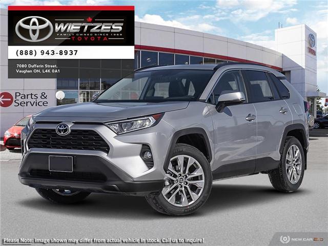 2019 Toyota RAV4 XLE (Stk: 68127) in Vaughan - Image 1 of 24