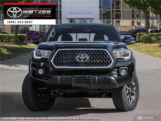 2019 Toyota Tacoma 4x4 Double Cab V6 Auto TRD Off Road (Stk: 68424) in Vaughan - Image 2 of 24
