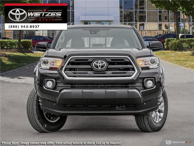 2019 Toyota Tacoma 4x4 Double Cab V6 Auto SR5 (Stk: 67748) in Vaughan - Image 2 of 24