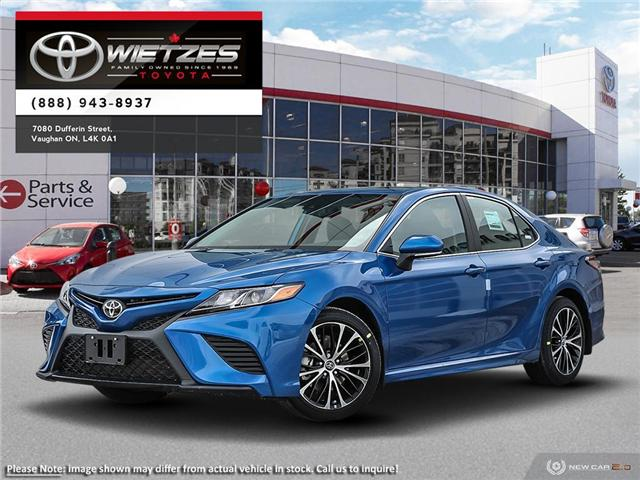 2019 Toyota Camry SE (Stk: 68754) in Vaughan - Image 1 of 24