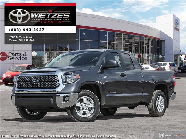 2019 Toyota Tundra 4x4 Double Cab Long SR5 Plus 5.7L (Stk: 67879) in Vaughan - Image 1 of 24