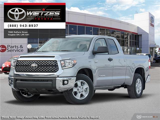 2019 Toyota Tundra 4x4 Double Cab Long SR5 Plus 5.7L (Stk: 68259) in Vaughan - Image 1 of 24