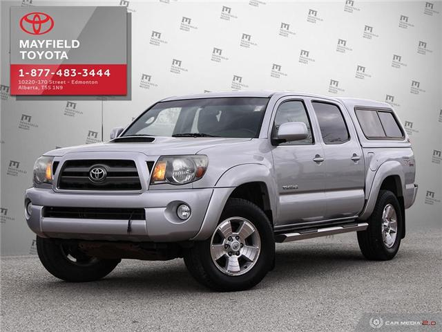 2010 Toyota Tacoma V6 (Stk: 190547A) in Edmonton - Image 1 of 20