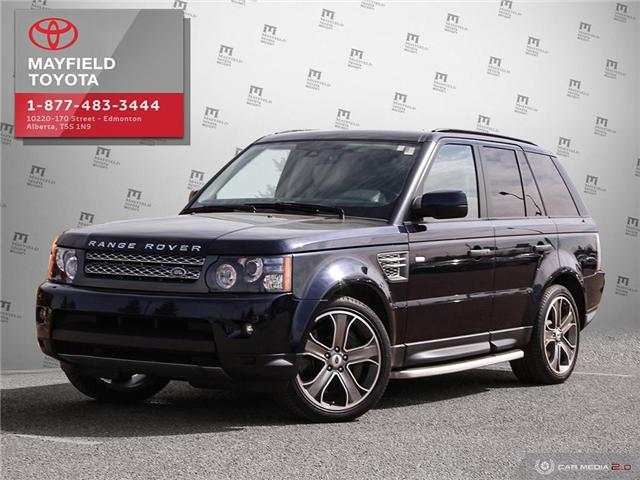 2010 Land Rover Range Rover Sport Supercharged (Stk: 1801792A) in Edmonton - Image 1 of 20
