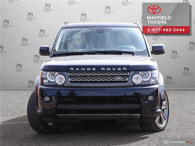 2010 Land Rover Range Rover Sport Supercharged (Stk: 1801792A) in Edmonton - Image 2 of 20