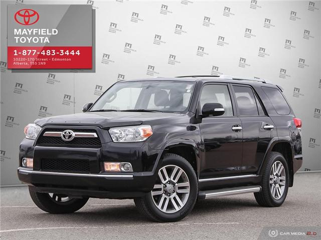 2012 Toyota 4Runner SR5 V6 (Stk: 180071A) in Edmonton - Image 1 of 20