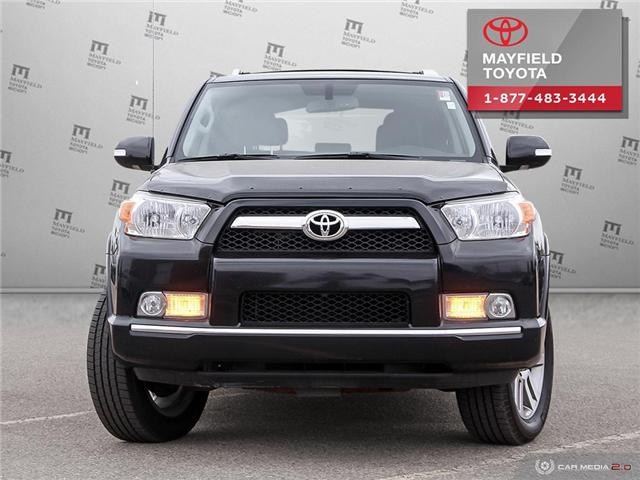 2012 Toyota 4Runner SR5 V6 (Stk: 180071A) in Edmonton - Image 2 of 20