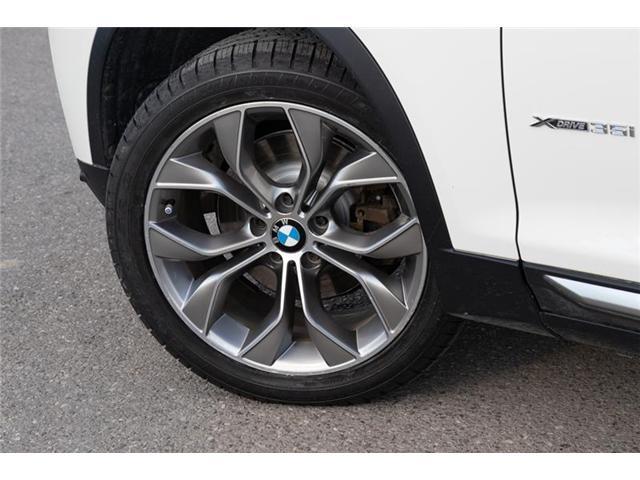 2016 BMW X3 xDrive35i (Stk: 35519A) in Ajax - Image 7 of 22
