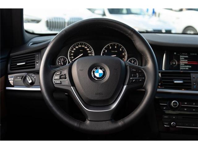 2016 BMW X3 xDrive35i (Stk: 35519A) in Ajax - Image 13 of 22