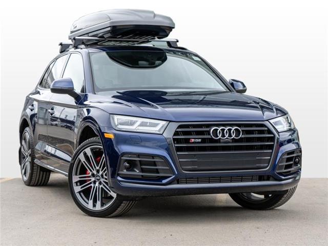 2019 Audi SQ5 3.0T Technik (Stk: N5130) in Calgary - Image 1 of 19