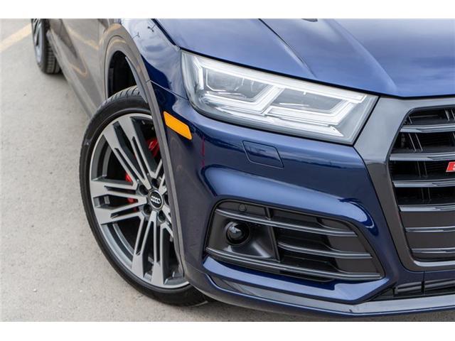 2019 Audi SQ5 3.0T Technik (Stk: N5130) in Calgary - Image 2 of 19