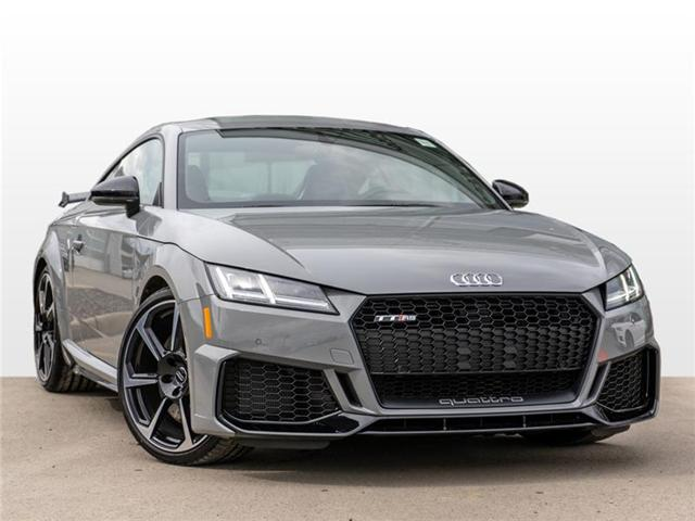 2019 Audi TT RS 2.5T (Stk: N5246) in Calgary - Image 1 of 20
