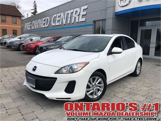 2012 Mazda Mazda3 GS-SKY (Stk: p2350a) in Toronto - Image 1 of 18