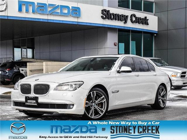 2012 BMW 750  (Stk: SR821B) in Hamilton - Image 1 of 28