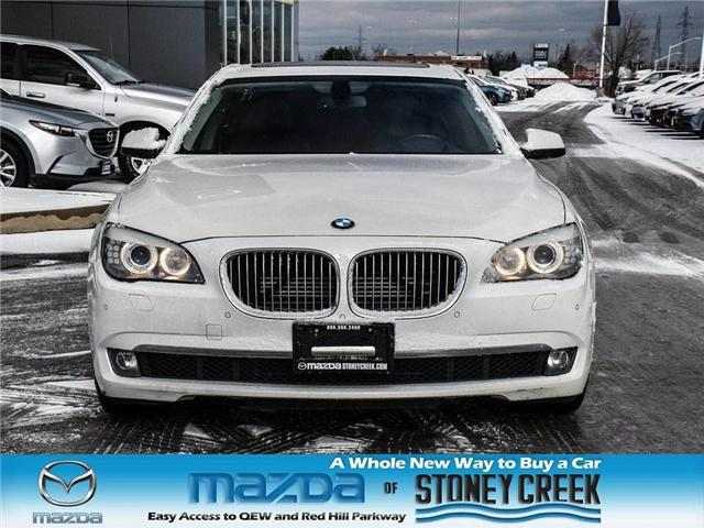 2012 BMW 750  (Stk: SR821B) in Hamilton - Image 2 of 28