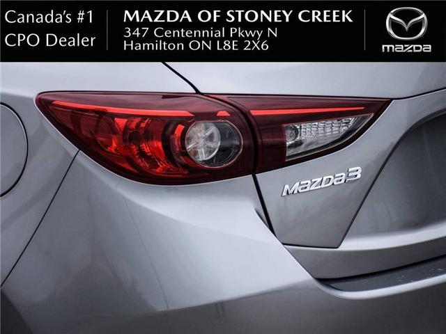 2016 Mazda Mazda3 GX (Stk: SU1179) in Hamilton - Image 7 of 22