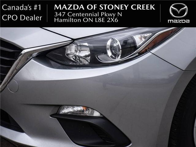 2016 Mazda Mazda3 GX (Stk: SU1179) in Hamilton - Image 9 of 22