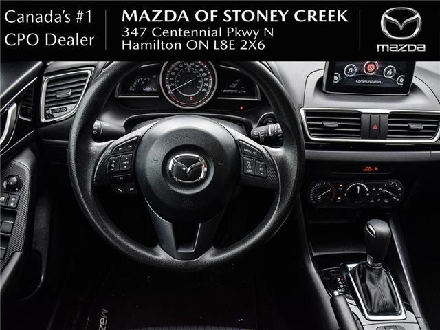 2016 Mazda Mazda3 GX (Stk: SU1179) in Hamilton - Image 15 of 22