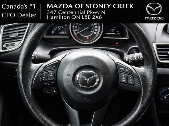 2016 Mazda Mazda3 GX (Stk: SU1179) in Hamilton - Image 16 of 22