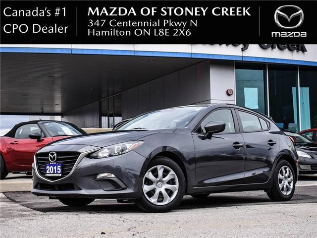 2015 Mazda Mazda3 GX (Stk: SU1197) in Hamilton - Image 1 of 21