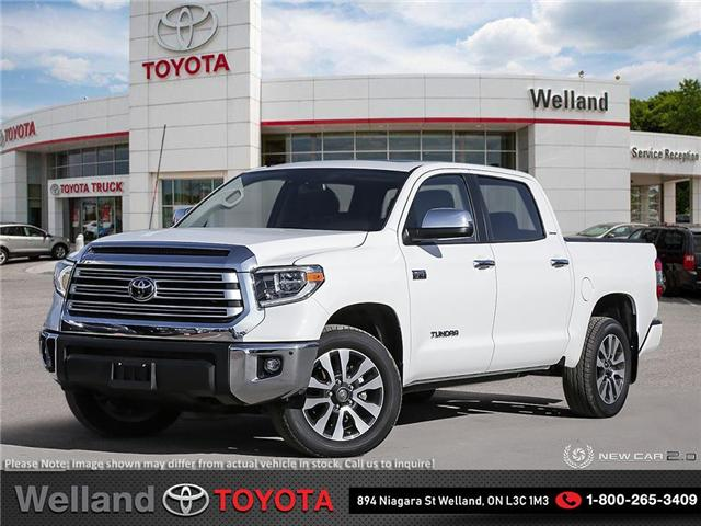 2019 Toyota Tundra Limited 5.7L V8 (Stk: TUN6375) in Welland - Image 1 of 24