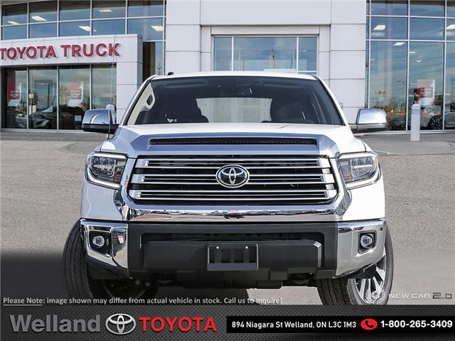 2019 Toyota Tundra Limited 5.7L V8 (Stk: TUN6375) in Welland - Image 2 of 24