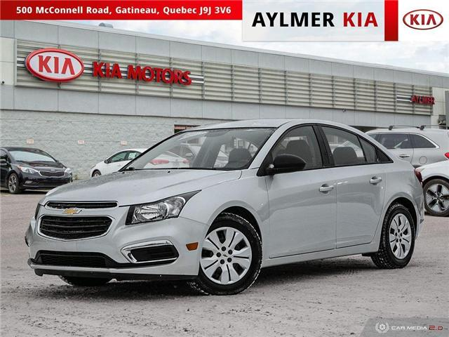 2015 Chevrolet Cruze  (Stk: 91188A) in Gatineau - Image 1 of 25
