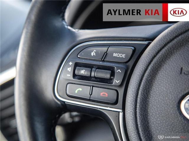 2019 Kia Sportage  (Stk: P1173) in Gatineau - Image 17 of 29