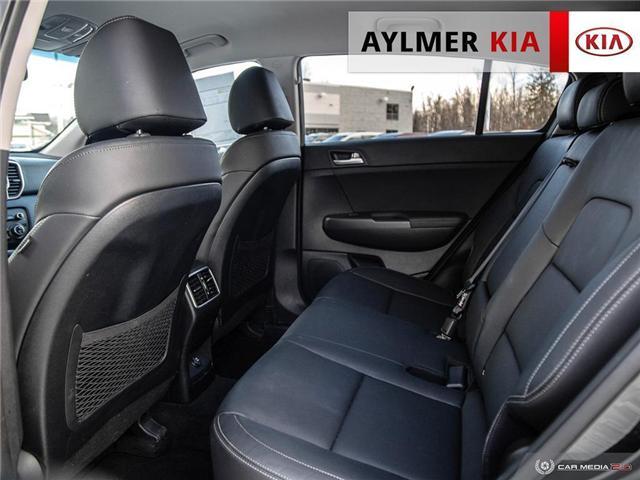 2019 Kia Sportage  (Stk: P1173) in Gatineau - Image 23 of 29