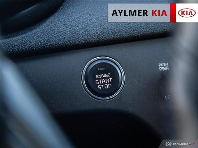 2019 Kia Sportage  (Stk: P1173) in Gatineau - Image 28 of 29