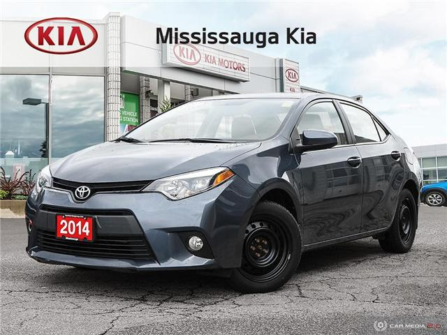 2014 Toyota Corolla LE ECO (Stk: SP19042DT) in Mississauga - Image 1 of 28