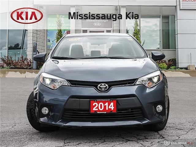 2014 Toyota Corolla LE ECO (Stk: SP19042DT) in Mississauga - Image 2 of 28
