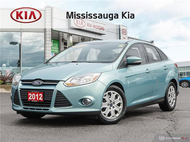 2012 Ford Focus SE (Stk: TR20002TT) in Mississauga - Image 1 of 27