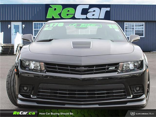 2015 Chevrolet Camaro 2SS (Stk: 190591A) in Fredericton - Image 2 of 24