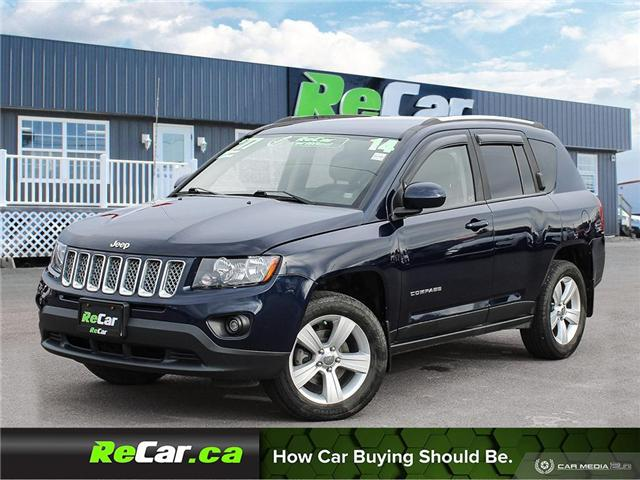 2014 Jeep Compass Sport/North (Stk: 190573A) in Fredericton - Image 1 of 22