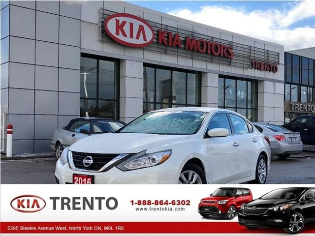 2016 Nissan Altima 2.5 (Stk: SF135A) in North York - Image 1 of 19