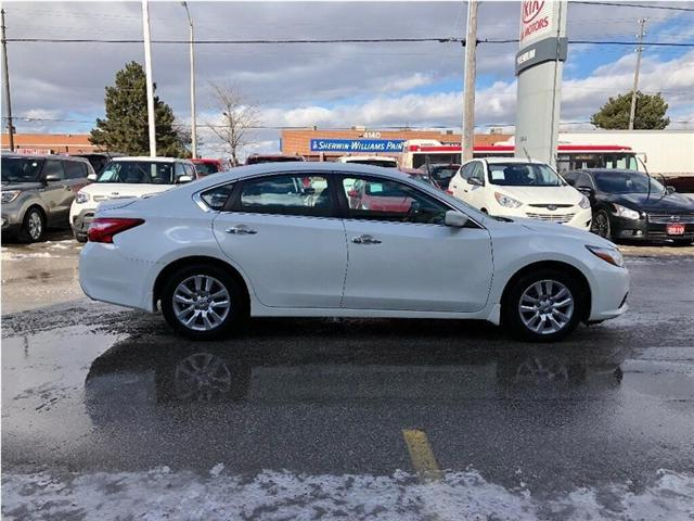2016 Nissan Altima 2.5 (Stk: SF135A) in North York - Image 6 of 19