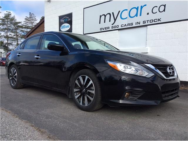 2018 Nissan Altima 2.5 SV (Stk: 190624) in North Bay - Image 1 of 21