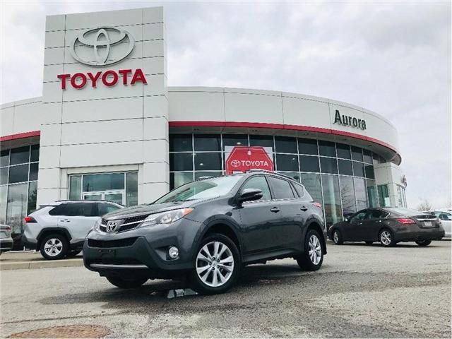 2013 Toyota RAV4 Limited (Stk: 308961) in Aurora - Image 1 of 22