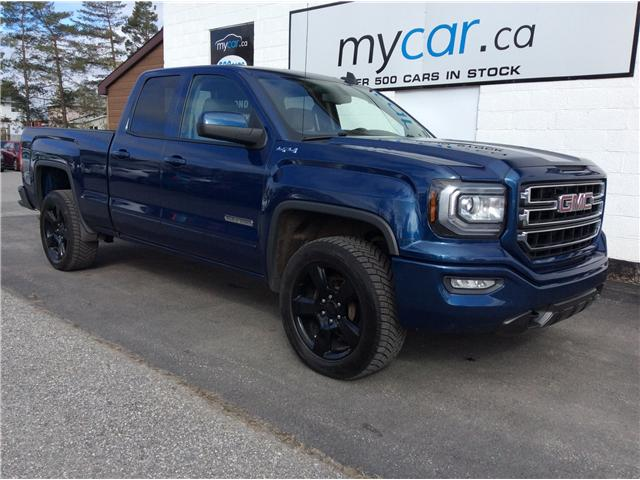 2017 GMC Sierra 1500 Base (Stk: 190604) in Richmond - Image 1 of 18