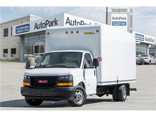 2018 GMC Savana Cutaway Work Van (Stk: CTDR3490) in Mississauga - Image 1 of 19