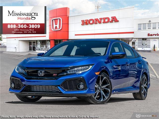 2019 Honda Civic Si Base (Stk: 326293) in Mississauga - Image 1 of 23