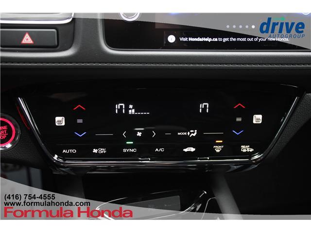 2019 Honda HR-V Sport (Stk: B11156) in Scarborough - Image 18 of 29