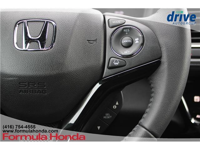 2019 Honda HR-V Sport (Stk: B11156) in Scarborough - Image 21 of 29
