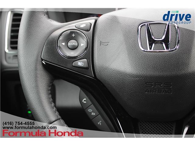 2019 Honda HR-V Sport (Stk: B11156) in Scarborough - Image 20 of 29